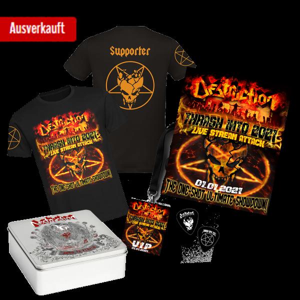 Destruction - BORN TO PERISH - metal-box