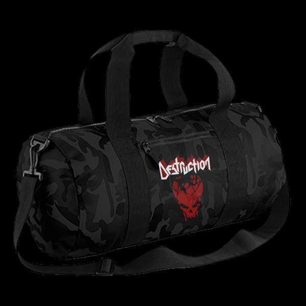 "Sport Bag ""Red Skull"" [Dark Camo]"