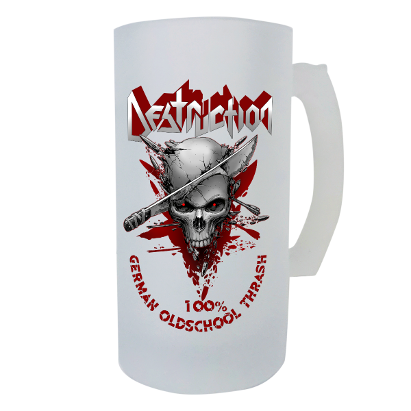 "Taza de cerveza ""German old School Thrash"""