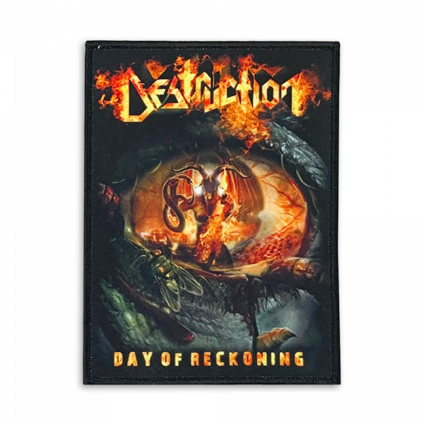 """Patch """"Day of Reckoning"""""""